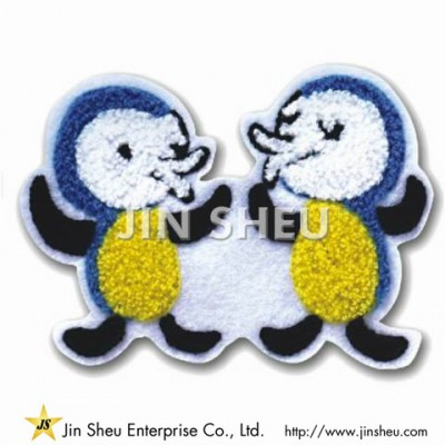 Promotional Chenille Patches - Promotional Chenille Patches