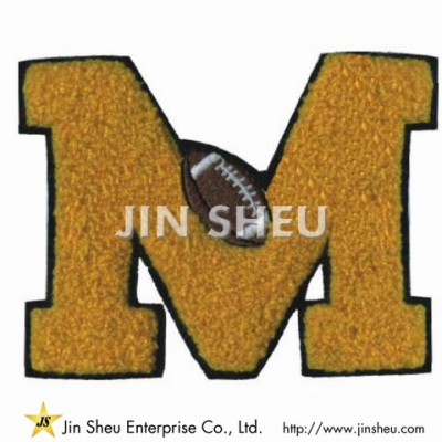 Garment Chenille Patch Supplier - Garment Chenille Patch Supplier