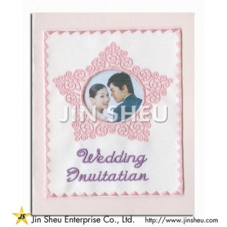 Promo Wedding Greeting Cards