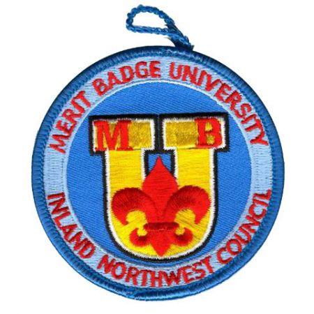 Scout Uniform Badge