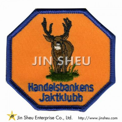 Custom Logo Embroidery Patches