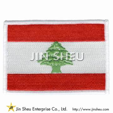 Custom Flag Patches