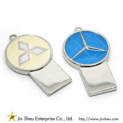 Customized USB Flash Drive - A data storage device that includes flash memory with an integrated USB interface.