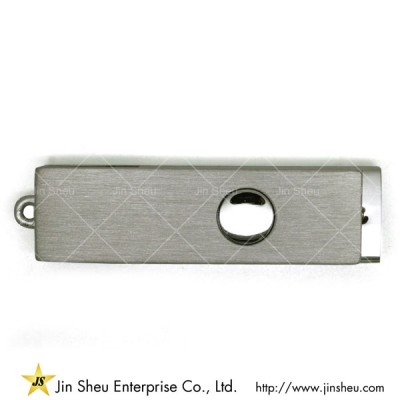 USB Super Soft Flashdrive - A data storage device that includes flash memory with an integrated USB interface.