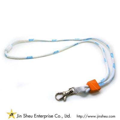Soft Braided Lanyard Manufacturer