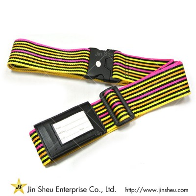 Personalized Polyester Luggage Strap Factory - Personalized Polyester Luggage Strap Factory