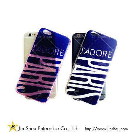 Silkscreen Printed TPU iPhone 6 Cases