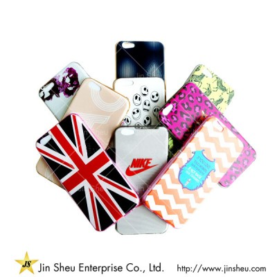 Colorful TPU Cellphone Cases