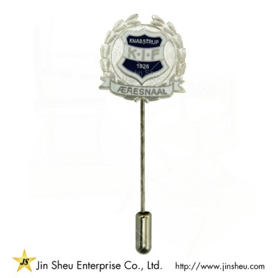 Sterling Silver Stick Pins Manufacturer - Custom jewelry 925 sterling silver souvenirs