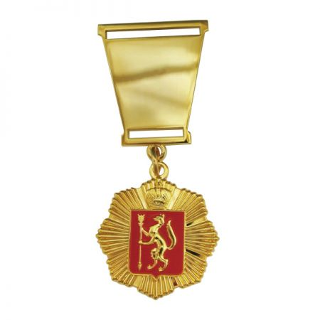 Customized Metal Medallion Factory - Jin Sheu has always been really proud of our military medals and badges because they are the best representing products for us to outshine our competitors.