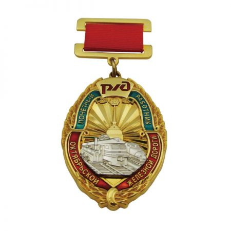 Personalized Promo Medallions Item - Jin Sheu has always been really proud of our military medals and badges because they are the best representing products for us to outshine our competitors.