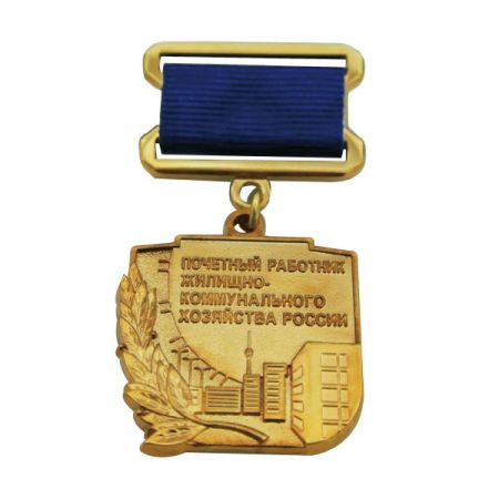 Chest Miniature Medals - Jin Sheu has always been really proud of our military medals and badges because they are the best representing products for us to outshine our competitors.