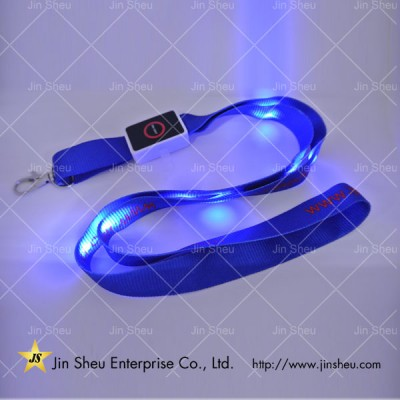 LED Light Up Neck Strap - LED Light Up Neck Strap