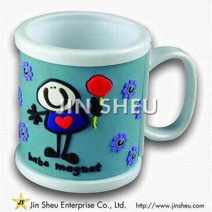 Soft PVC Unbreakable Coffee Mug