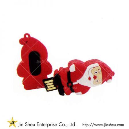 Christmas Gift Santa Claus USB Disk - Christmas Gift Santa Claus USB Disk
