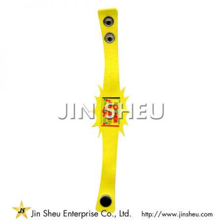 Customized PVC Wristband - Customized PVC Wristband