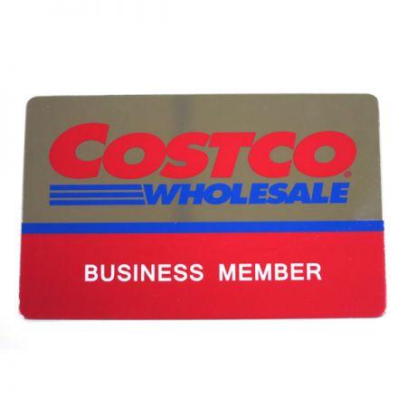 Costco Mirror Effect Business Card - Costco Mirror Effect Business Card