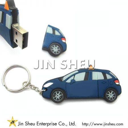 Soft PVC USB Flash Drive - Soft PVC USB Flash Drive