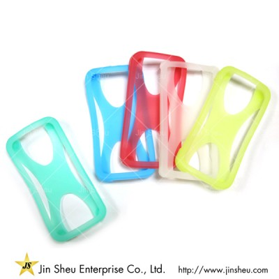 Custom Made Silicone Mobile Phone Cover