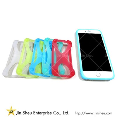 Universal Silicone Bumper Case For Mobile Phone Cover