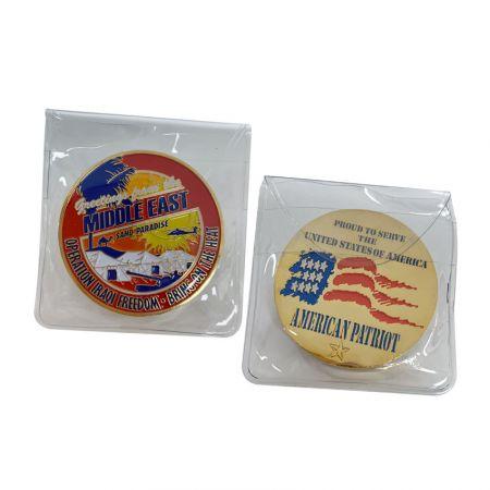 PVC Coin Bag
