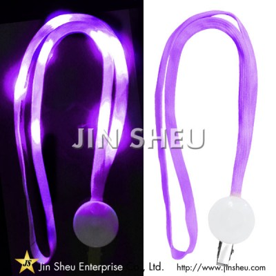 Souvenir LED Lanyards