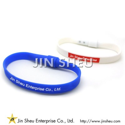 Silicone Wristband with Stylus