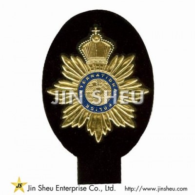 Personalized Embossed PVC Patches