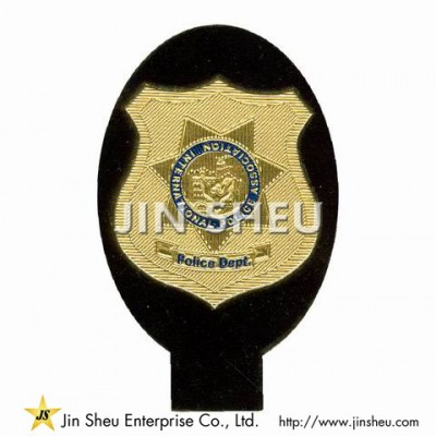 Promotional Embossed PVC Patches