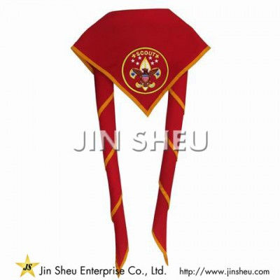 Customized Neckerchiefs - Girl Scout Neckerchiefs
