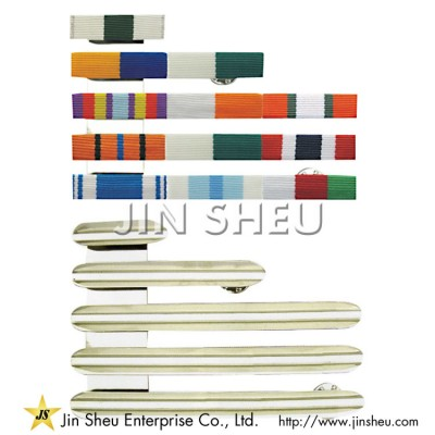 Custom Medal Ribbon Bars - Custom Medal Ribbon Bars