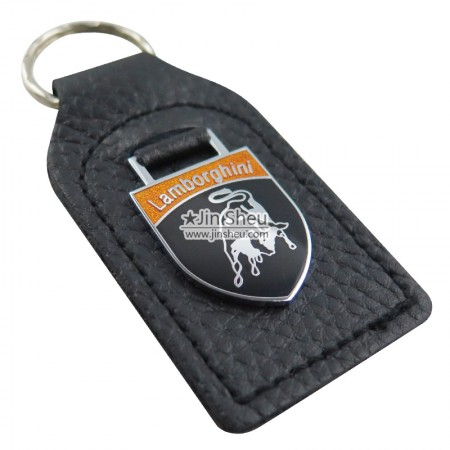 Personalized Leather Key Fobs - Personalized Leather Key Fobs