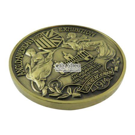 Brass Coin