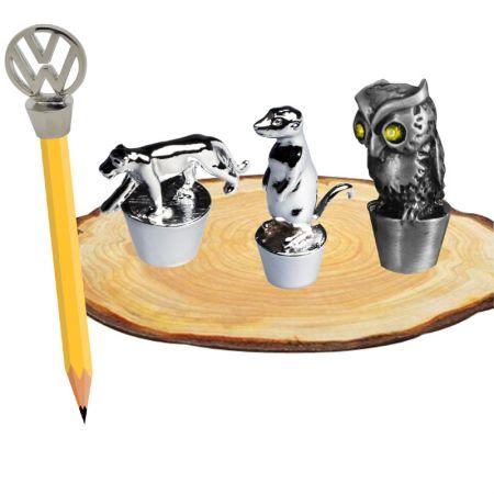 Custom Pencil Topper - Metal pencil toppers' success cases