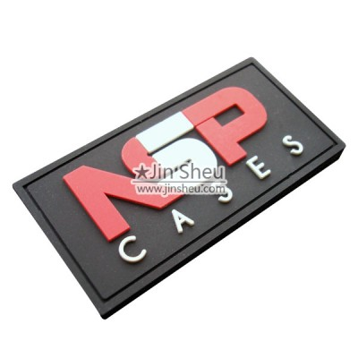 PVC Patches & Rubber Labels - soft pvc labels