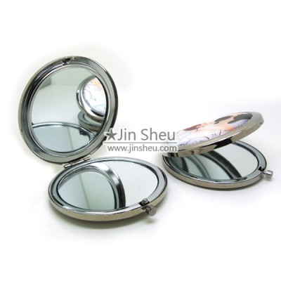 Stainless Steel Cosmetic Mirrors - Stainless Steel Cosmetic Mirrors