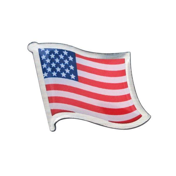 Imprimido solapa patriótico Imprimido personalizado | Fabricante de ...