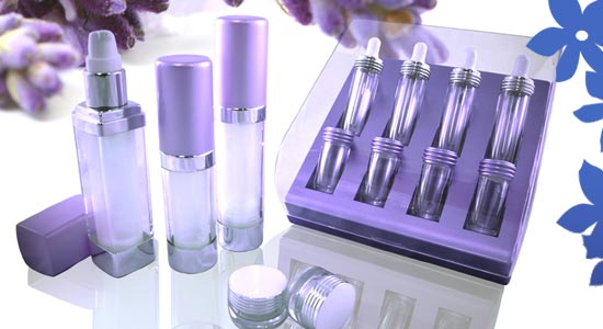 cosmetic bottles Oring A6