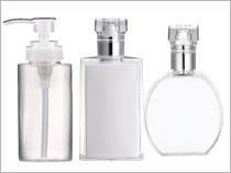 Емкость косметических бутылок