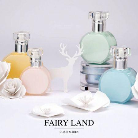 Коллекция косметических упаковок - Fairy Land