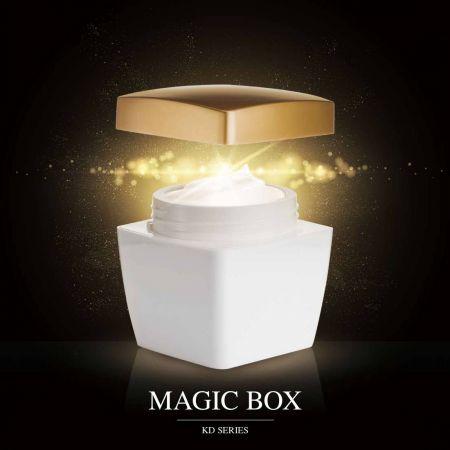 Magic Box (Squared Cosmetic Packaging Series)