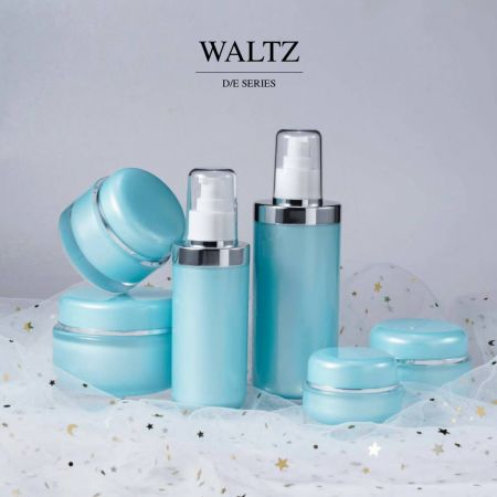 Waltz (Round Acrylic Cosmetic Packaging Series)