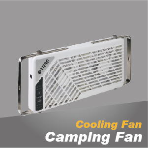 Camping DIY Mounted fan for Motorhome, Camping van, RV