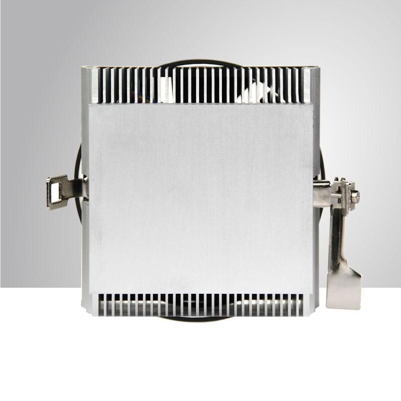AMD- CPU Luftkühler mit 92mm Lüfter mit runden Rahmen und ...