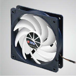 TITAN Special Designed Cooling Fan- Kukri 9-blades Series. Great fan blades decided cooling energy