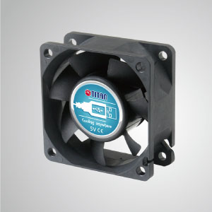 60mm portable cooling fan, it can stick onto any devices with USB interface.