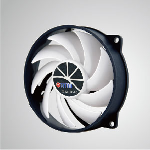 TITAN Special Designed Cooling Fan- Kukri 9-blades Series. Great fan blades decided cooling energy.