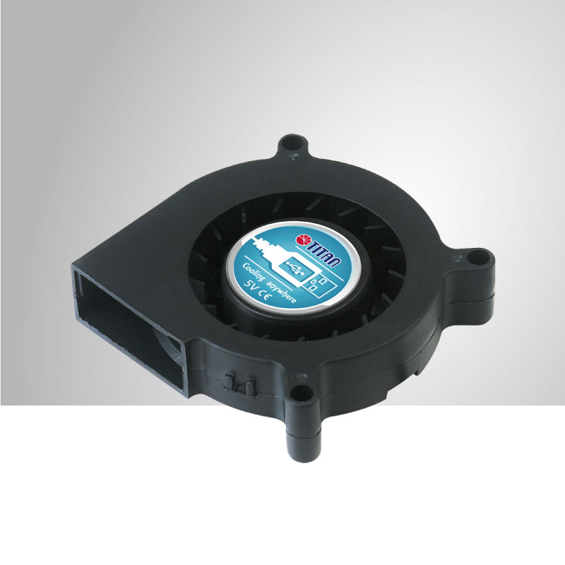 60mm Portable Cooling Fan, It Can Stick Onto Any Devices With USB Interface
