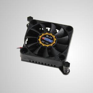 TTC-CSC03 mit Push-Pin-Clip-Design ermöglicht eine effektive Wärmeableitung von der CPU.