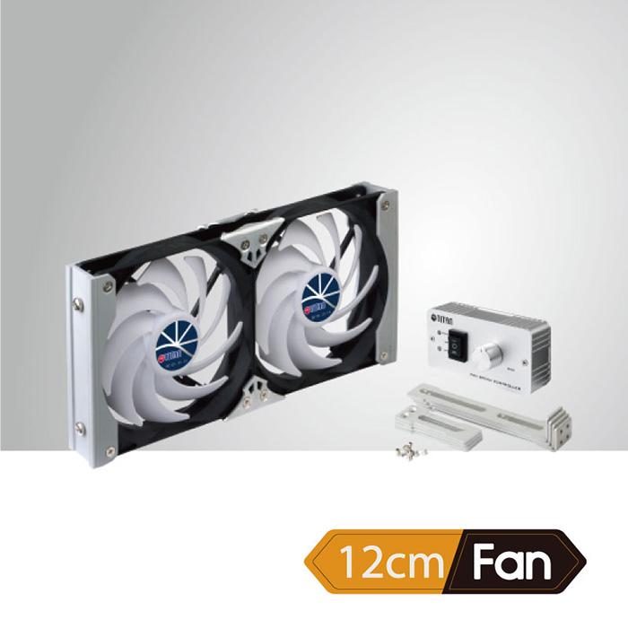 12v Dc Multi Puropse Rack Mount Ventilation Cooling